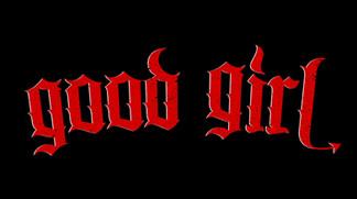 Good Girl Logo- Damaris Kunkler