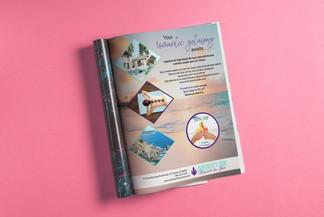 Amethyst Bay - Magazine Ad