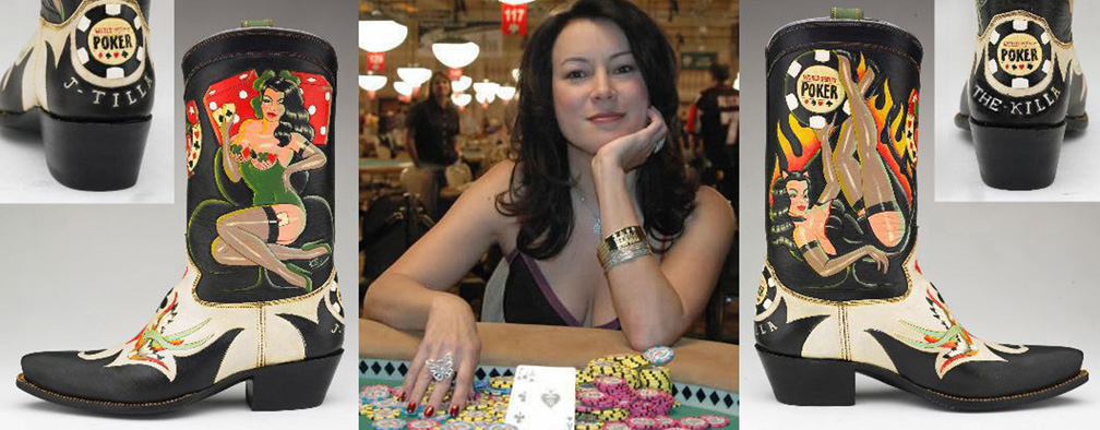JenniferTilly World Poker Tour