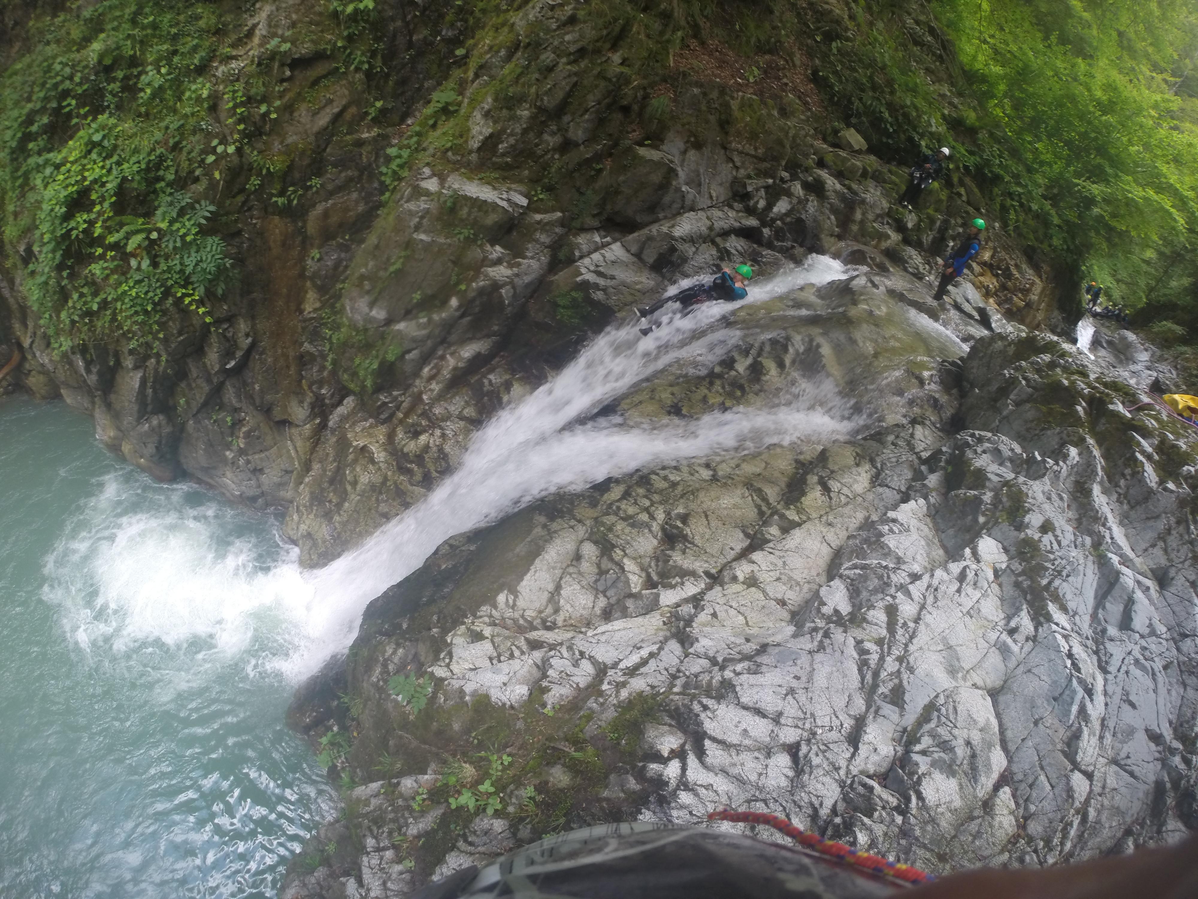 Canyon Fun de Bious