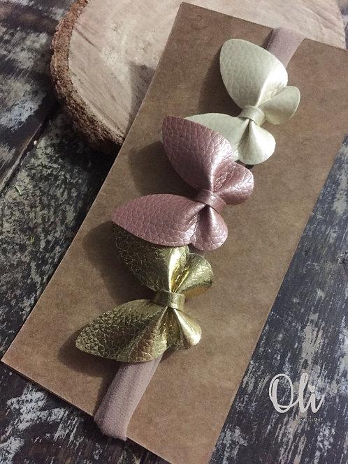 Butterflies headband • Faixa borboletas