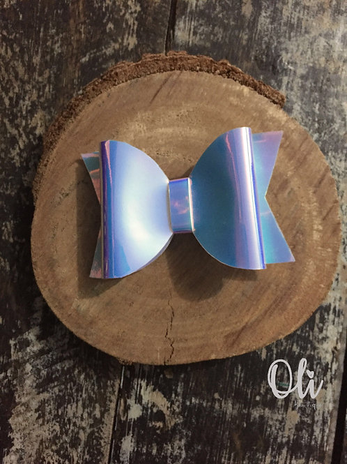 Holographic Elora bow • Laço Elora holográfico