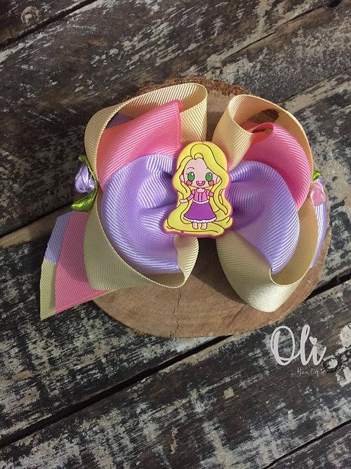 Rapunzel bow • Laço Rapunzel