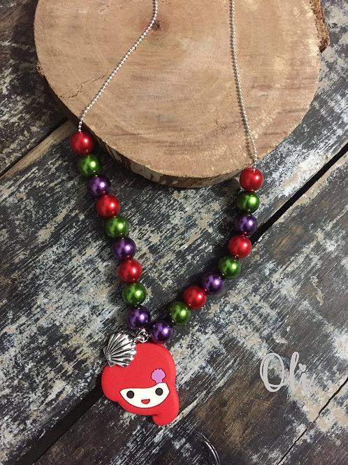 Ariel pearl necklace • Colar de pérolas Ariel