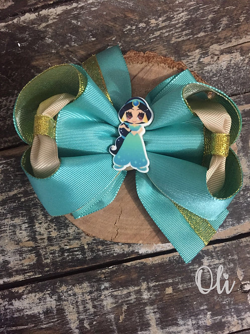 Jasmine  bow • Laço Jasmine