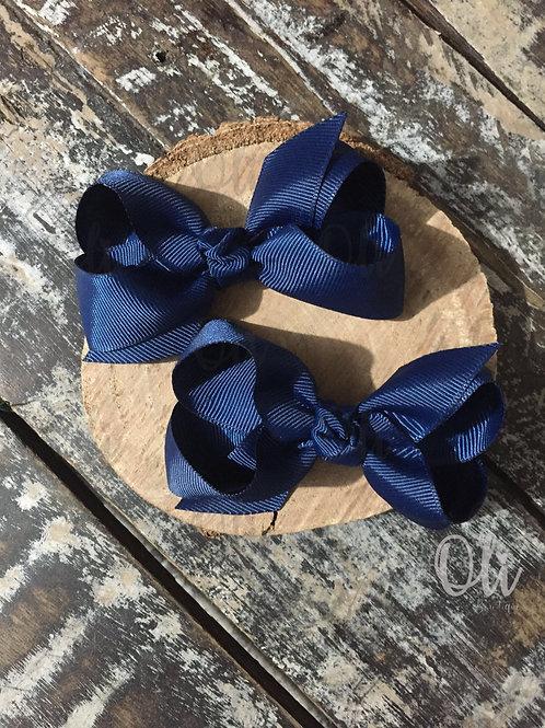 Beatrix pigtail bows • Parzinho laço Beatrix