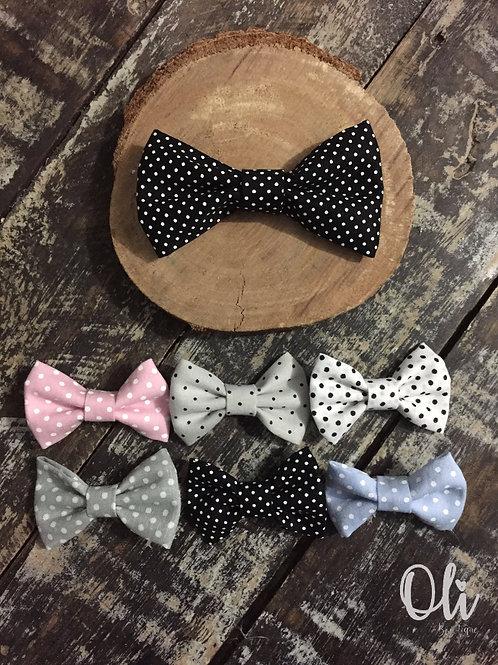 Interchangeable bow tie • Gravatinha adaptável para meninos
