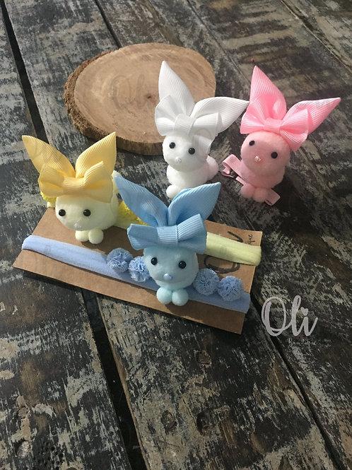 Easter bunny • Coelhinho de páscoa