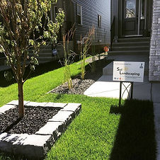 #Fresh and clean - this #FrontYard certa