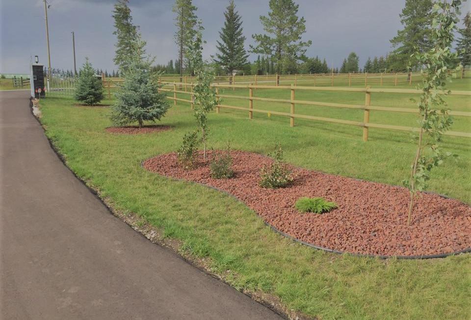 Acreage Landscape Design