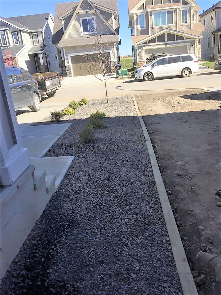 New Accent Landscaping