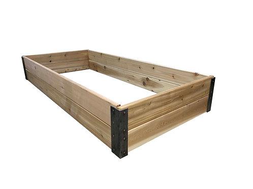 5' Steel Bracket Essential Garden Box Kit