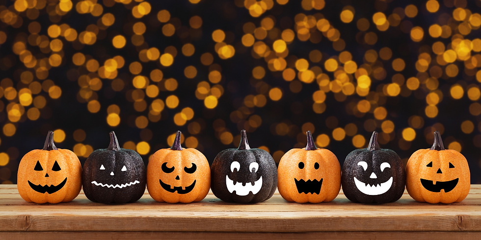 Priddis Halloween Party