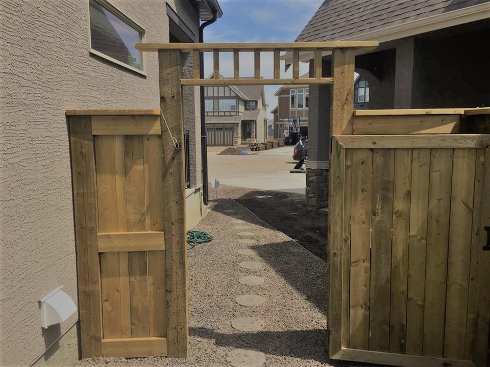 Calgary Fence Installation