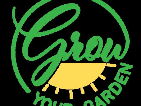 We're Growing a Garden!