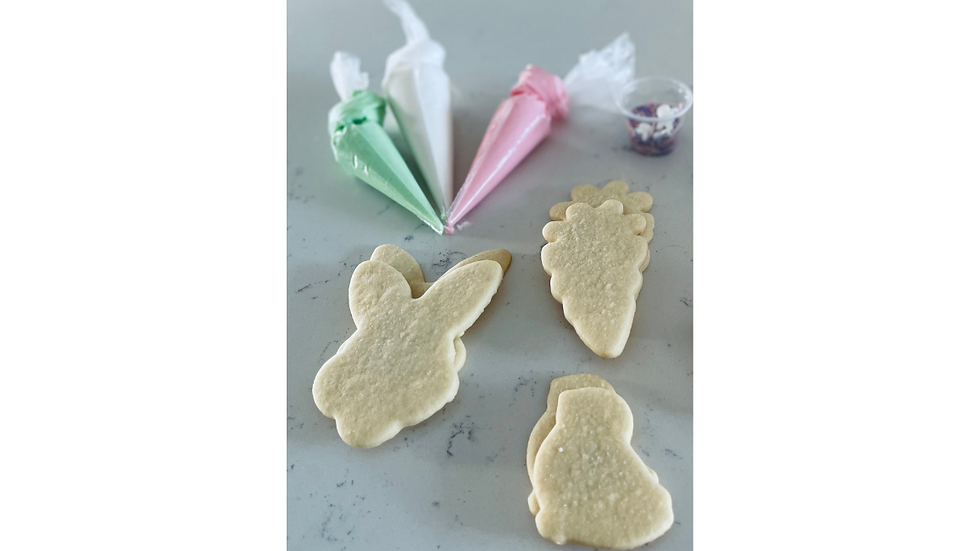 Spring Cookie Decorating Kit