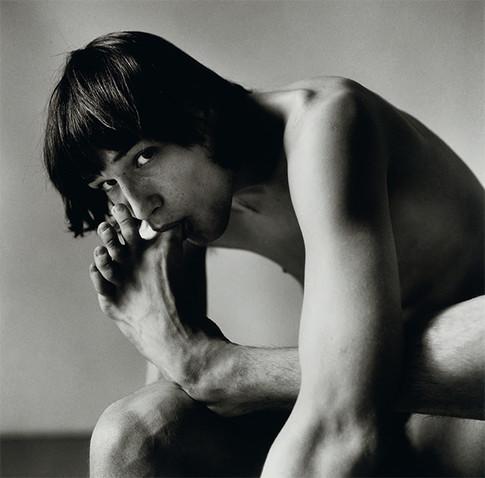 Phaidon: My Body of Art - Bill Arning on Sucking Toe