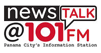newstalkradio 101 FM Panama City's Information Station