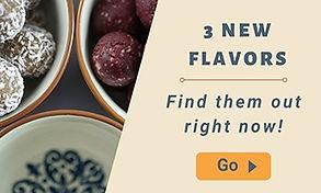 New flavors Energy Ball