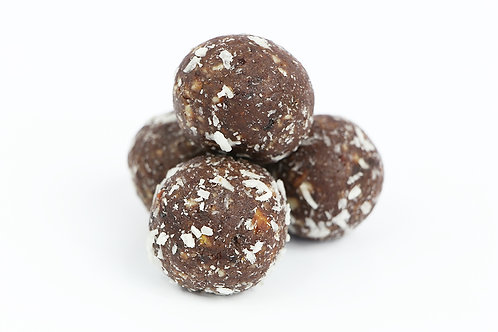 "Box of 30 Energy Balls ""Cranberries and Acai berries"""
