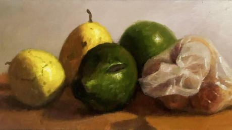 Abacates, Maracujás e Limões Galego