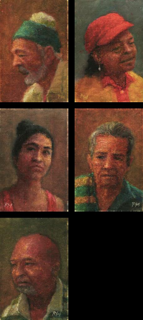 Retratos Anônimos