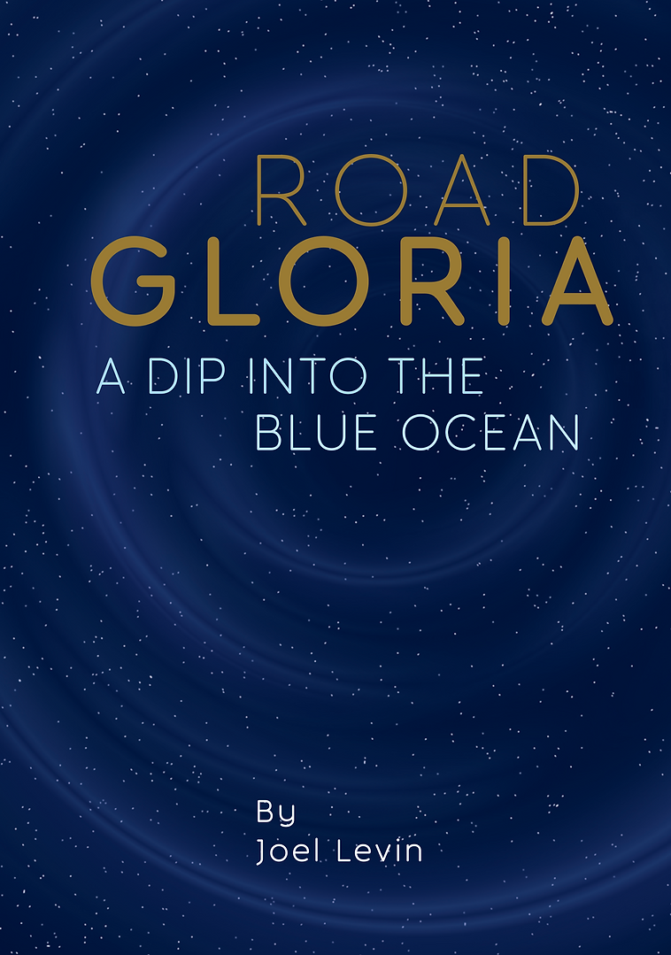 Road Gloria - A Dip Into The Blue Ocean