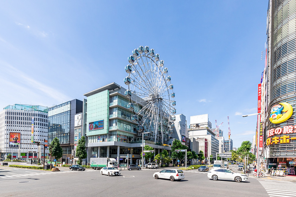 名古屋市在住の方へワクチン接種を行っております
