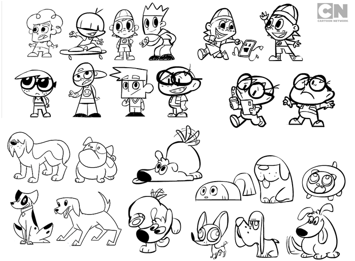 Teleheroes character exploration
