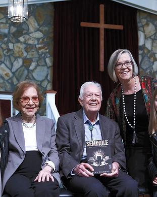 President Jimmy Carter & Tina Siemens_ed