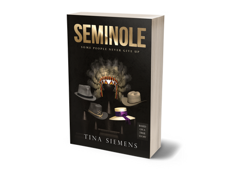 Writer's Block Spotlight: Tina Siemens Author of Seminole