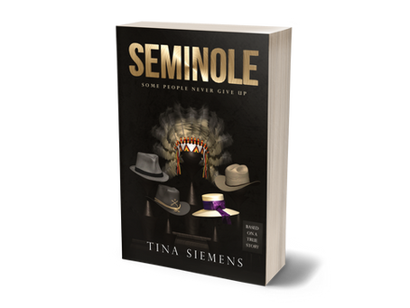 Writer's Block Spotlight: Tina Siemens Author of Seminole