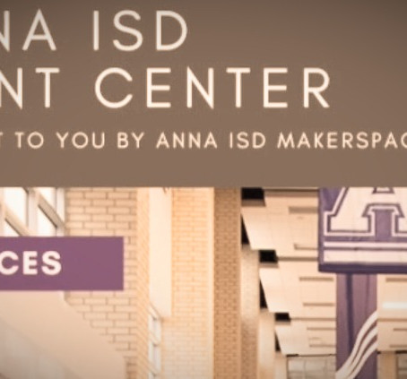 New Maker-Space at ANNA ISD: innovation, professional skill and even revenue!