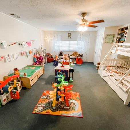 10 Grandkids Playroom