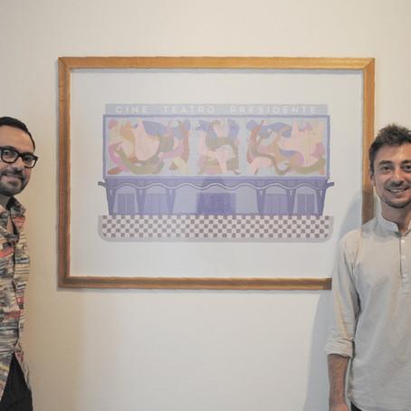 exposição galeria ecarta