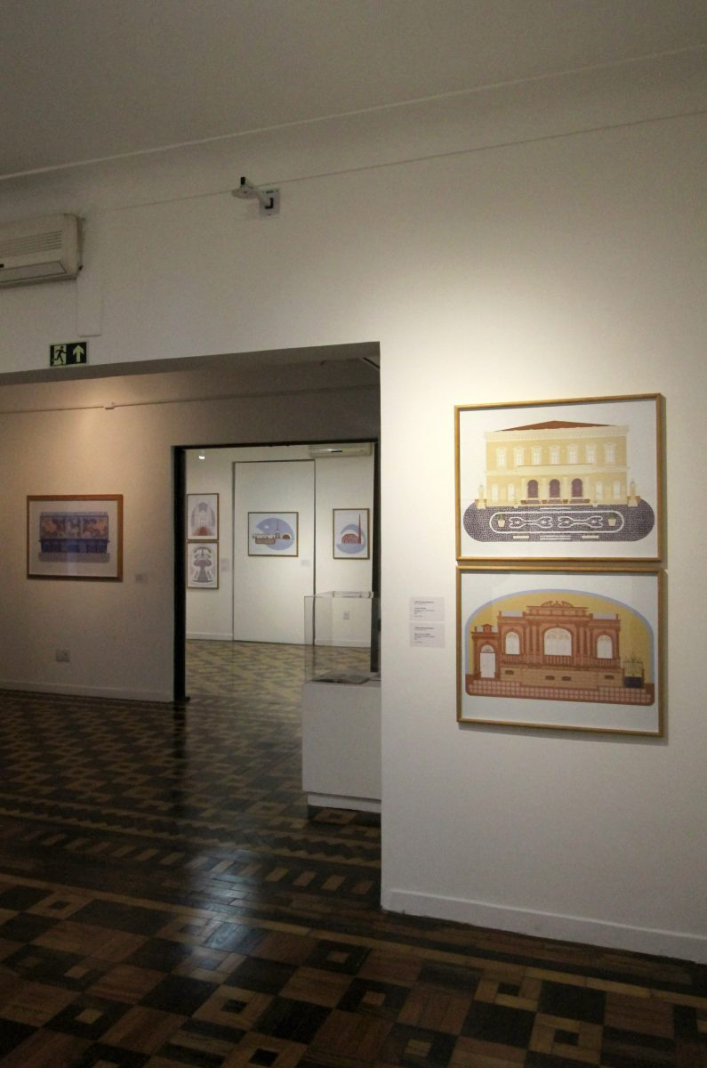 Galeria ECARTA - Foto Igor Sperotto