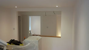 Renovation of a home, new electrical and heating systems, laying of a bamboo floor, new interior doors and attention to details. Italian home renovation interior design e property refurbishment