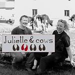 Juliette and Cows