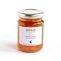 Gelée pommes safran 110 g