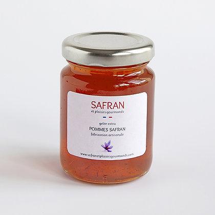 Gelée pommes safran 120 g