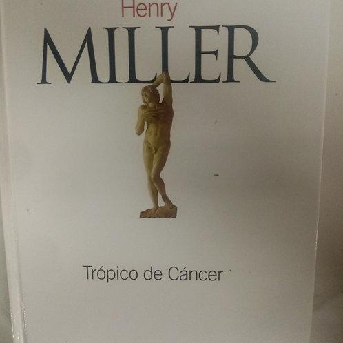 Trópico de cáncer (Henry Miller)