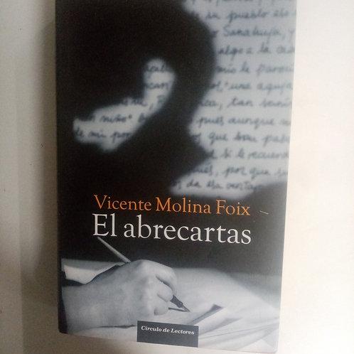 El abrecartas (Vicente Molina Foix)