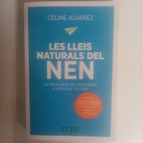 Les lleis naturals del nen (Céline Alvarez)