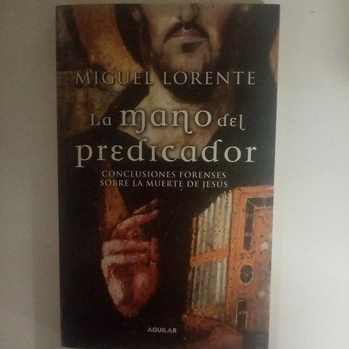 La mano del predicador (Miguel Lorente)