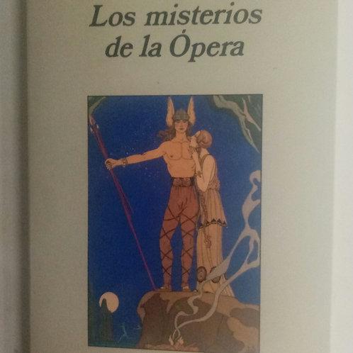 Los misterios de la Ópera (Javier Tomeo)
