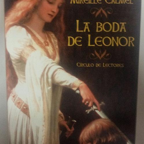 La boda de Leonor (Mireille Calmel)
