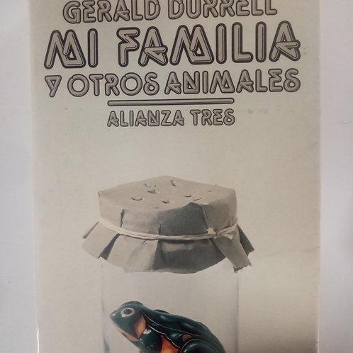Mi familia y otros animales (Gerald Durrel)