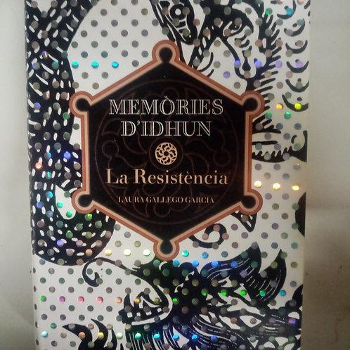 Memories D'Idhun I La resistencia (Laura Gallego García)
