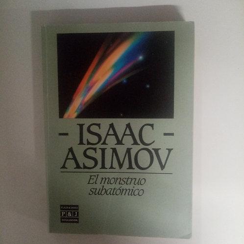 El monstruo subatómico (Isaac Asimov)