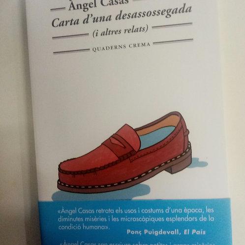 Carta d'una desassossegada (Angel Casas)